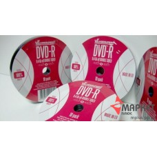 DVD-R Videoleader 9,4 Gb 8x bulk (10) 2-sided