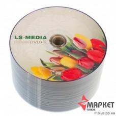 DVD+R LS-Media bulk(50)
