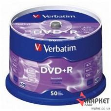 DVD+R Verbatim cake(50)