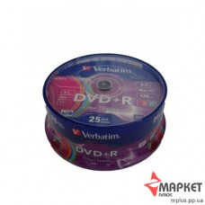 DVD+R Verbatim cake (25) Color