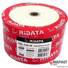 CD-R Ridata Printabl bulk(50)