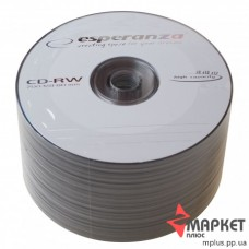 CD-RW Esperanza bulk(50)