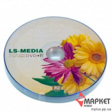 DVD+R LS-Media bulk(10)