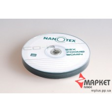 CD-R Nanotex bulk(10)