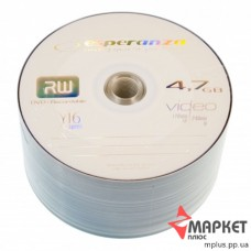 DVD+R Esperanza bulk(10)