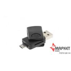 Картрідер USB-microUSB (OTG)