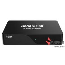 Тюнер T59M DVB-T2 World Vision