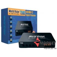 Тюнер T59D DVB-T2 World Vision