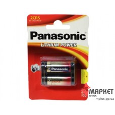 Батарейка 2CR-5 Lithium Panasonic