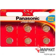 Батарейка CR 2025 Lithium Panasonic