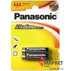 Батарейка R3 Alkaline Power Panasonic