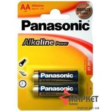 Батарейка R6 Alkaline Power Panasonic