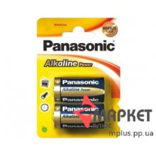 Батарейка R14 Alkaline Power Panasonic