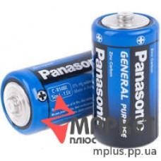 Батарейка R14 General Panasonic