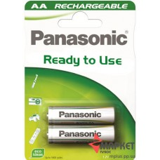 Акумулятор 1900 6 Ready-to-Use Panasonic