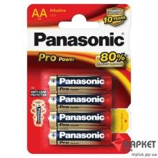 Батарейка R6 Alkaline Pro Power Panasonic
