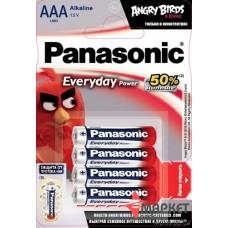 Батарейка R3 Alkaline Everyday Panasonic C4