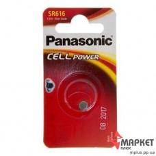 Батарейка SR-621 AG1 Panasonic