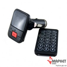 FM модулятор з Bluetooth HV-FM29BT Havit
