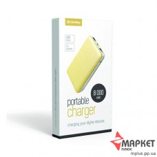 Powerbank 8000 mAh Gold ColorWay