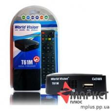 Тюнер T61M DVB-T2 World Vision
