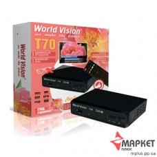 Тюнер T70 World Vision