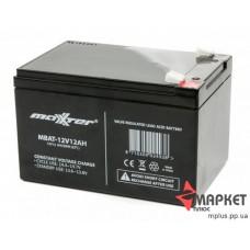 Акумулятор свинцевий MBAT12-12 (12V 12A) Maxxter