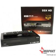 Супутниковий тюнер 55X Full HD Romsat