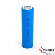 Акумулятор літієвий 18650 Eнергія 3.7V 2000 mAh