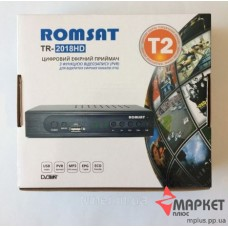 Тюнер TR-2018HD Romsat