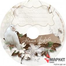 DVD+R Videx 16x bulk (10) Весілля