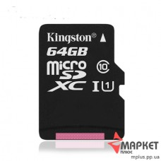 Карта пам'яті Kingston MicroSDXC 64 Gb UHS-1