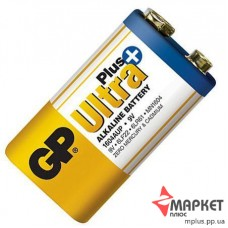 Батарейка 1604A Ultra Plus Alkaline S1 GP