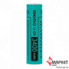 Акумулятор літієвий 18650 3400 mAh Videx