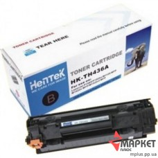 Картридж лазерний для HP HK-TH436A HENTEK
