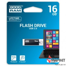 USB Флешка GOODRAM Cube 16 Gb Black