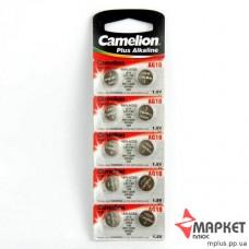 Батарейка AG10 Camelion