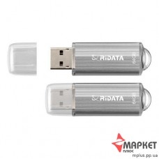 USB Флешка Ridata Jewel 64 Gb Silver