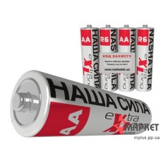 Батарейка R6 XL Наша Сила