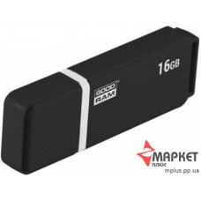 USB Флешка GOODRAM UM02 Graphite 16 Gb Black