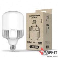Лампочка LED A118 50W 5000K Videx