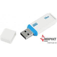 USB Флешка GOODRAM UM02 Graphite 16 Gb White
