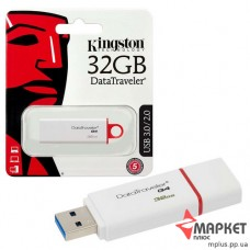 USB Флешка Data Treveler G4 32 Gb Kingston