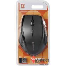 Мишка Accura MM-365 Black Defender