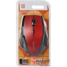 Мишка Accura MM-365 Red Defender
