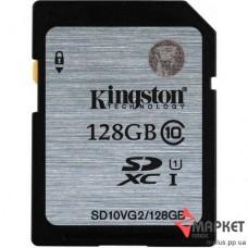 Карта пам'яті Kingston SDXC 128 Gb UHS-1