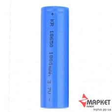 Акумулятор літієвий 18650 Eнергія 3.7V 1800 mAh