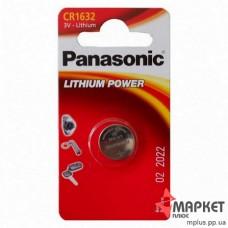 Батарейка CR1632 Lithium Panasonic