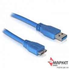 Кабель USB3.0 AM to Micro-B USB для зовнішнього HDD Atcom