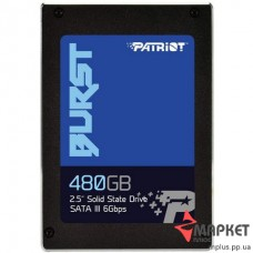 SSD 480GB Patriot Burst